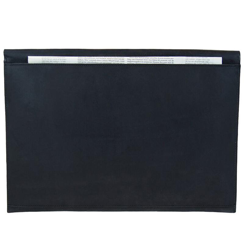 O My Bag. Laptopfodral/kuvertväska. Ekoläder.