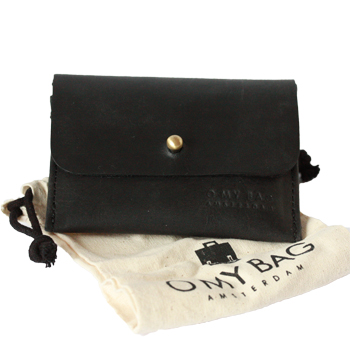 O My Bag. Korthållare. Ekoläder.