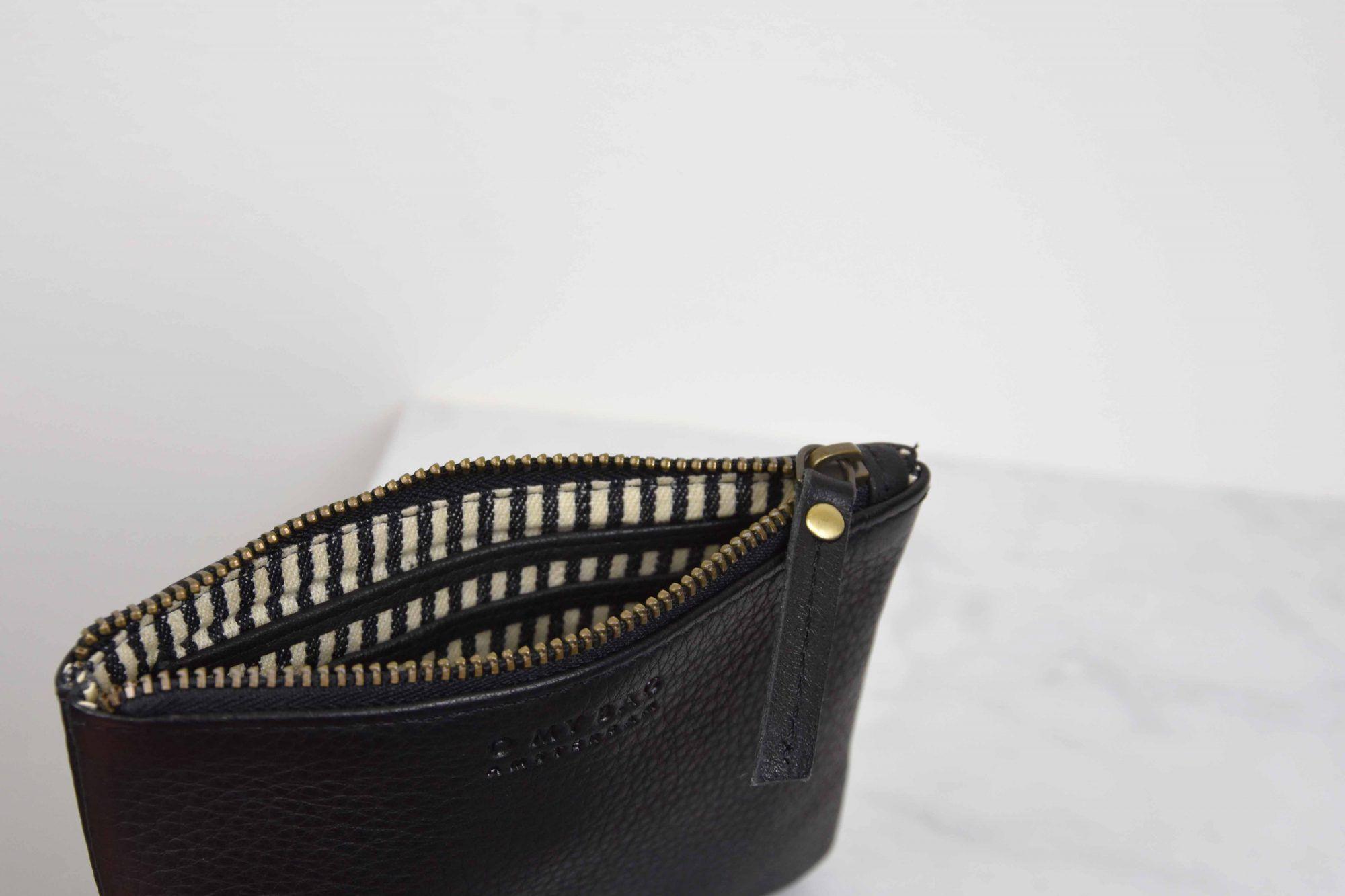 O My Bag ekoläder. Plånbok Scottie Nano.