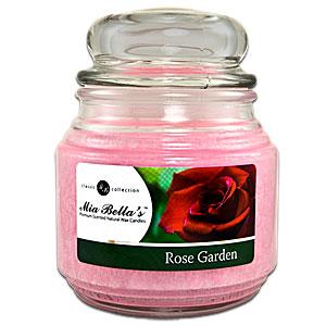 Rose Garden 16oz Jar
