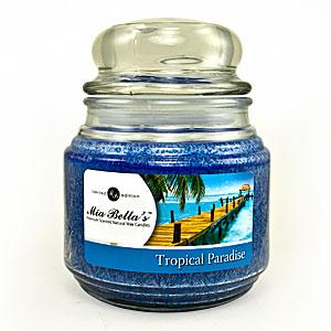 Tropical Paradise 16oz Jar