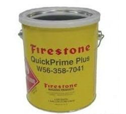 Firestone Quick Prime Plus, gummi mot gummi med skarvband