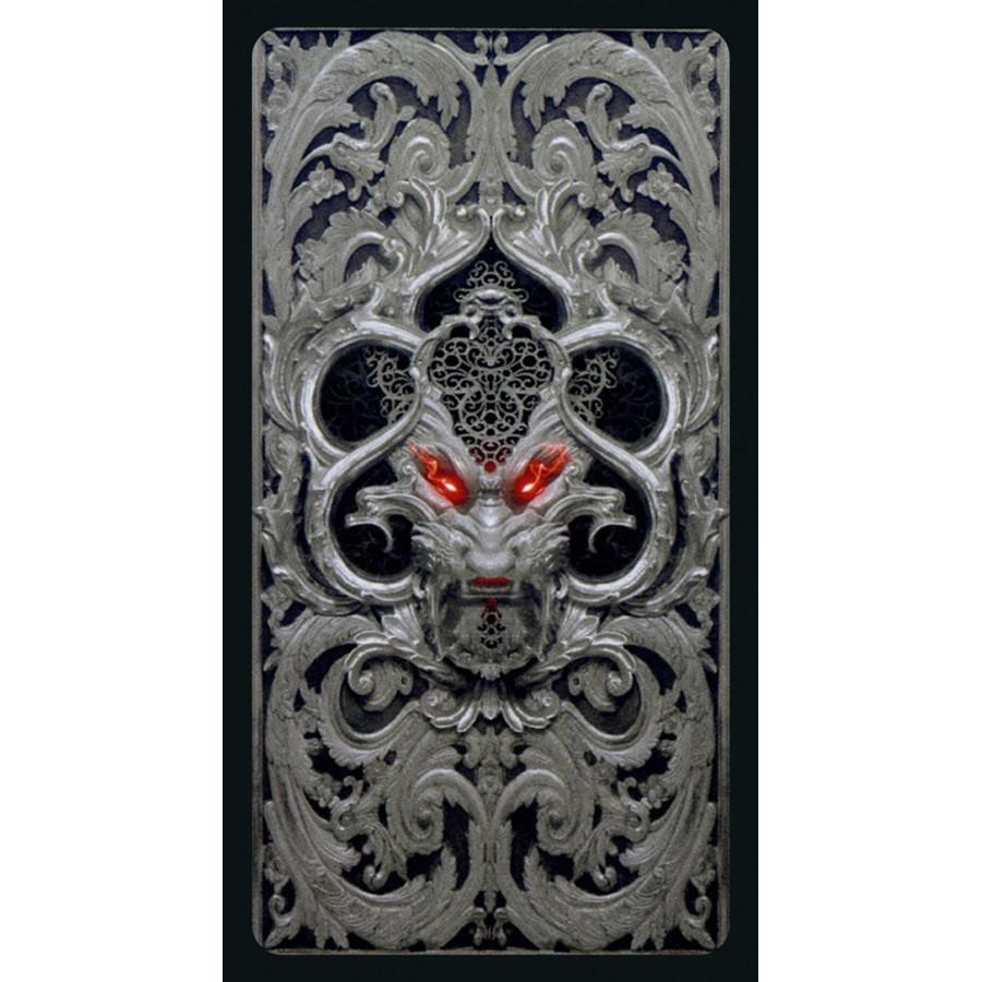 XIII Tarot by Necro backside