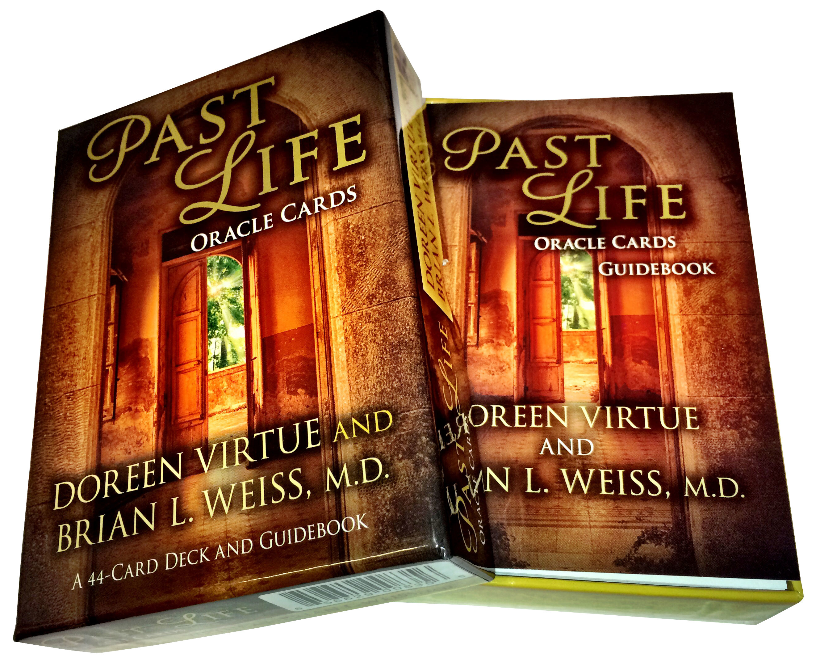 Past life oracle cards 9781401943677
