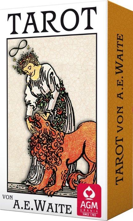 tarot of a e waite premium edition