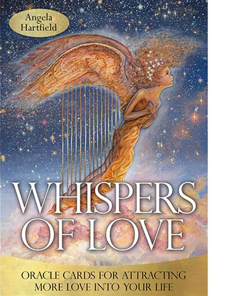 Whispers of Love oracle cards 9781922161109
