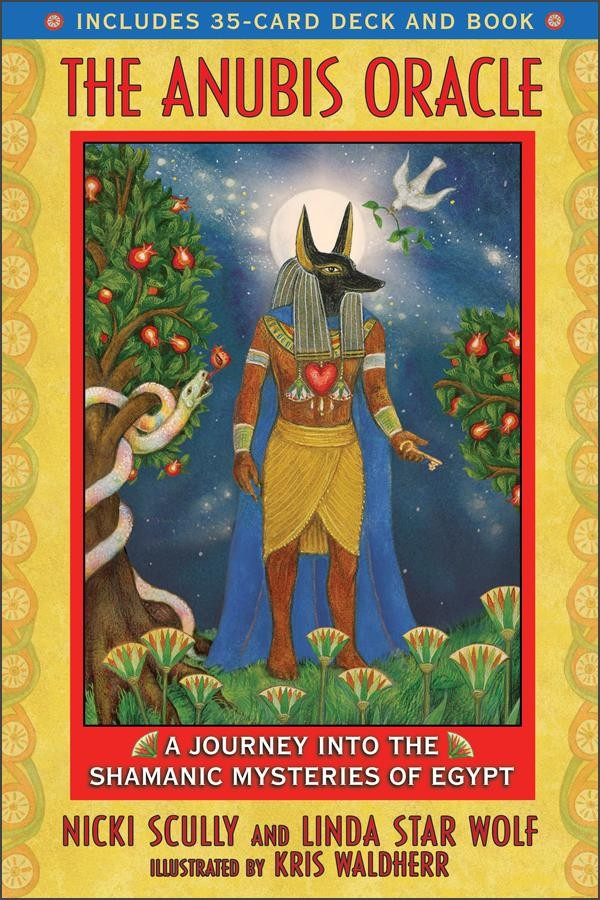 The Anubis Oracle 9781591430902