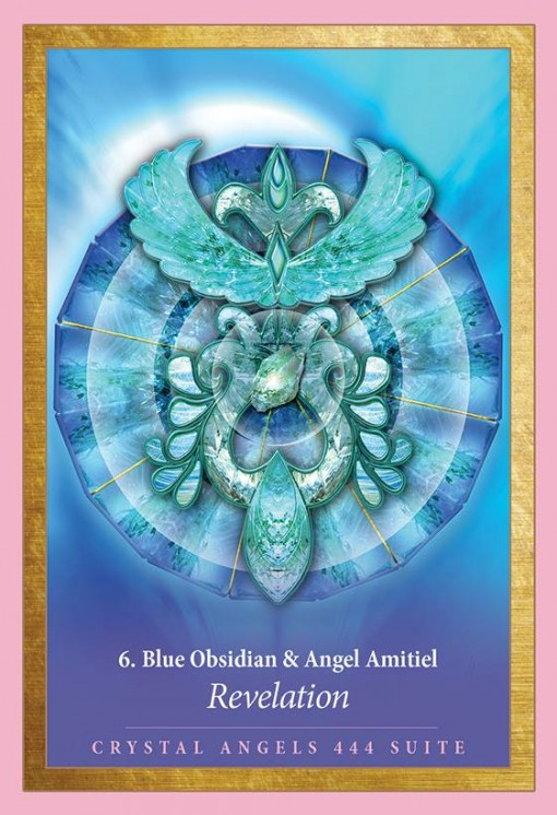 Crystal Mandala Oracle 9781572818422pic-1