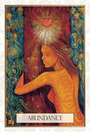 Universal Love Healing Oracle Cards 9780738742816 img2
