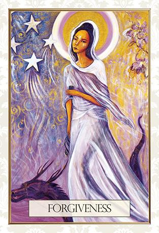 Universal Love Healing Oracle Cards 9780738742816 img3