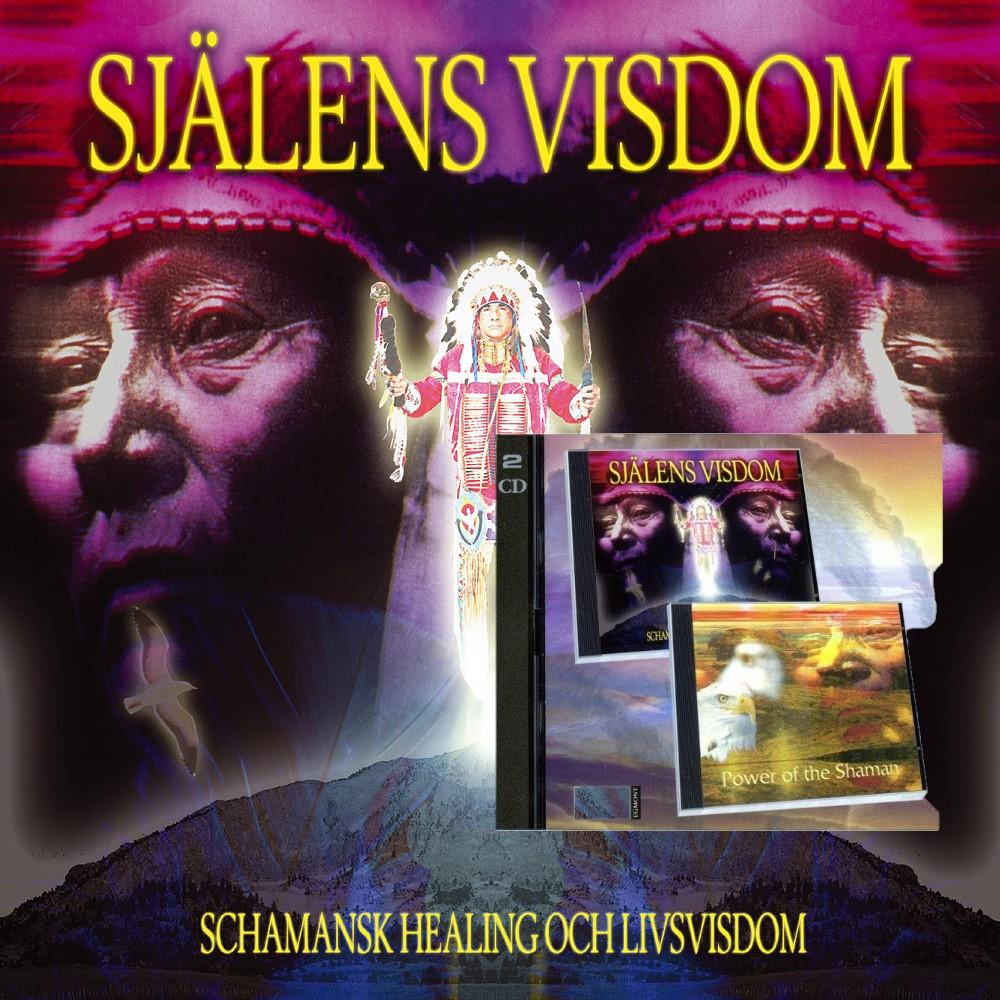 Själens Visdom Set_Bok 2 CD