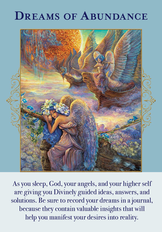 Angel of abundance 9781401944445Img-4