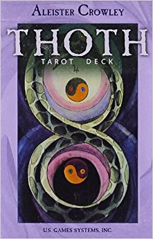 Thoth Tarot Front