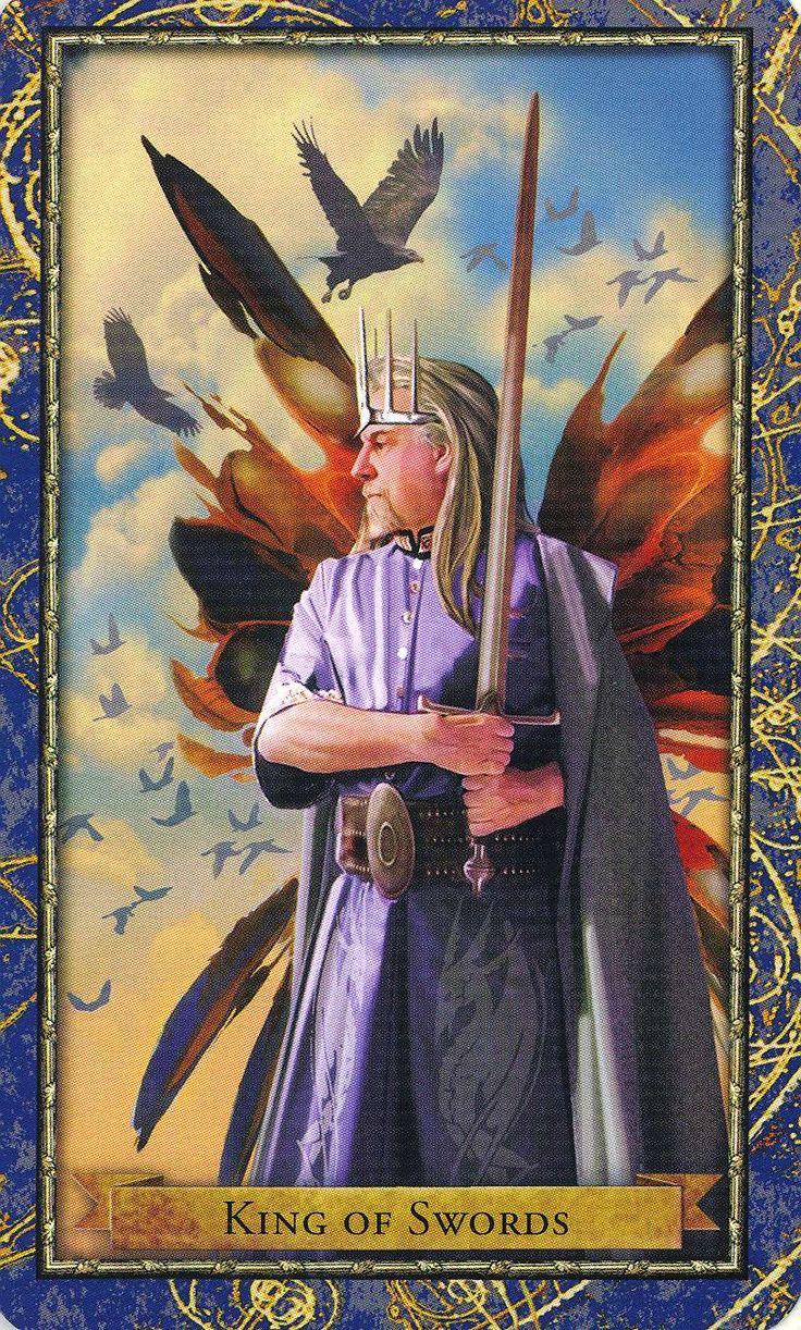 Wizards Tarot Corrine Kenner 9780738712857-9