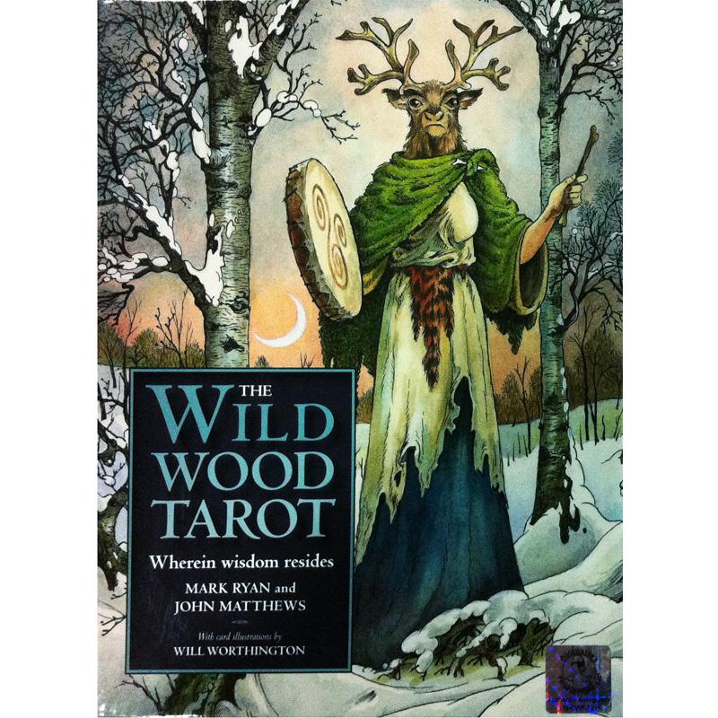 Wildwood Tarot 9781859063187