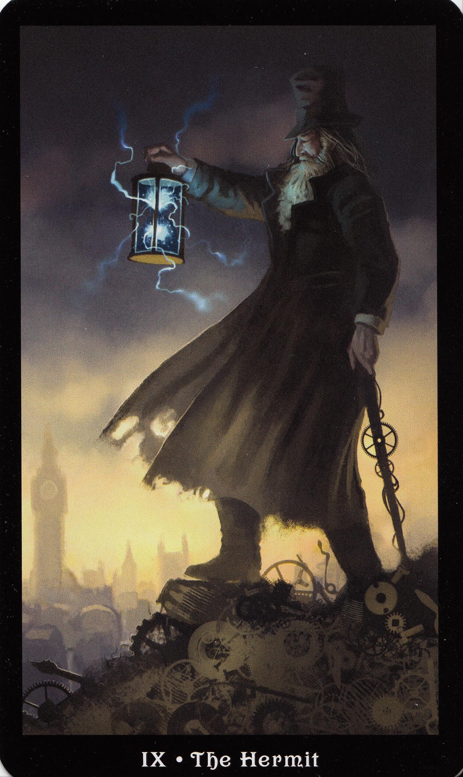 The Steampunk tarot 9780738726380-17