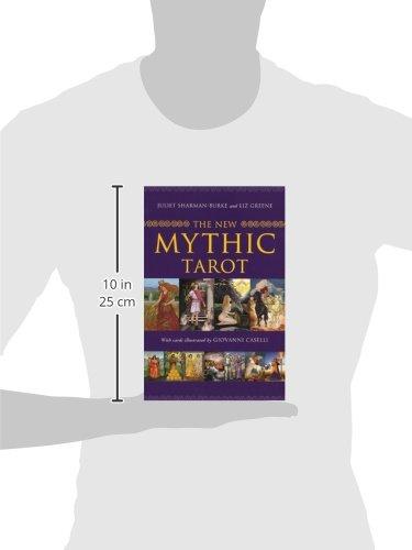 New Mythic Tarot 9781572817364 size