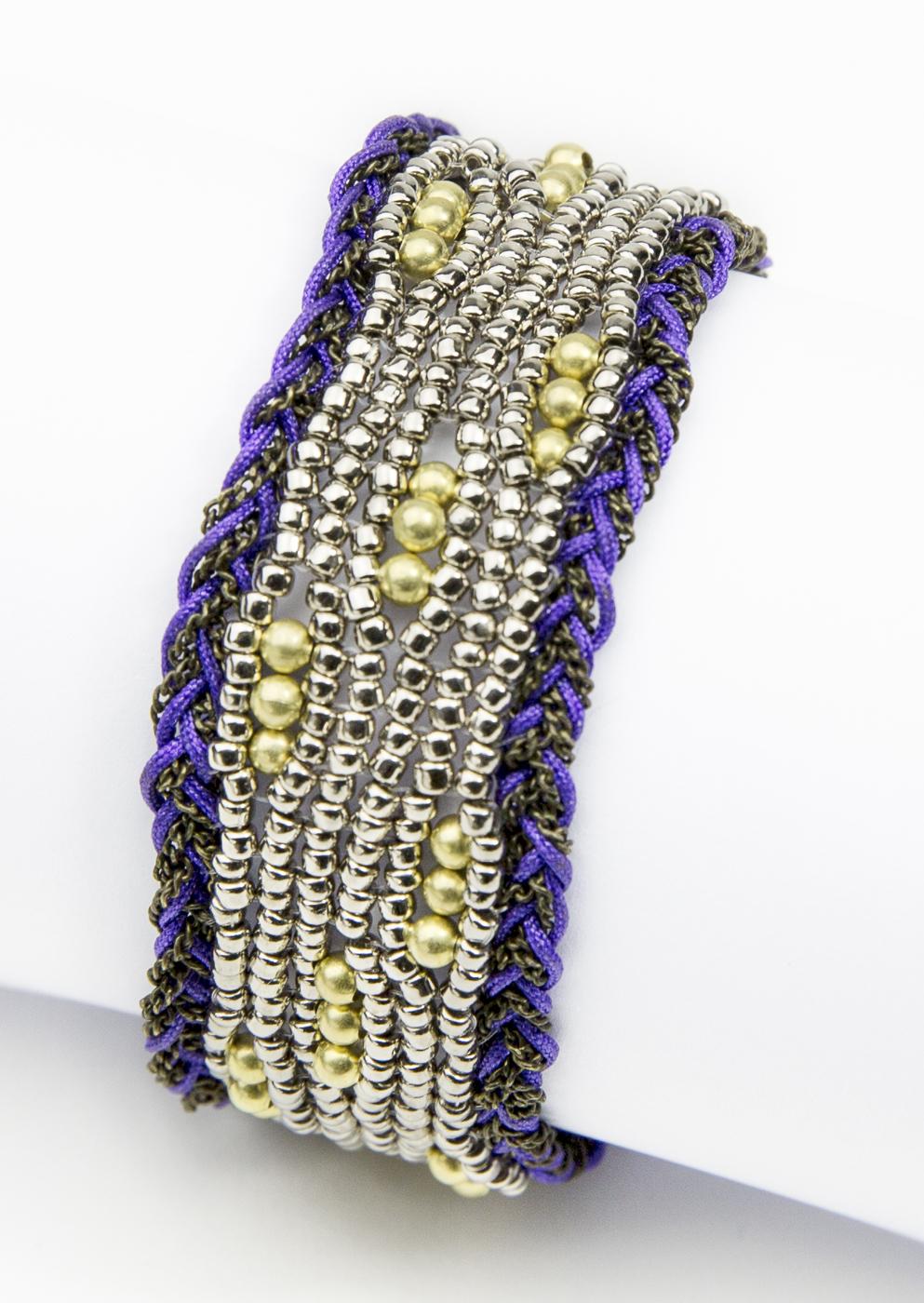 Armband - Purple
