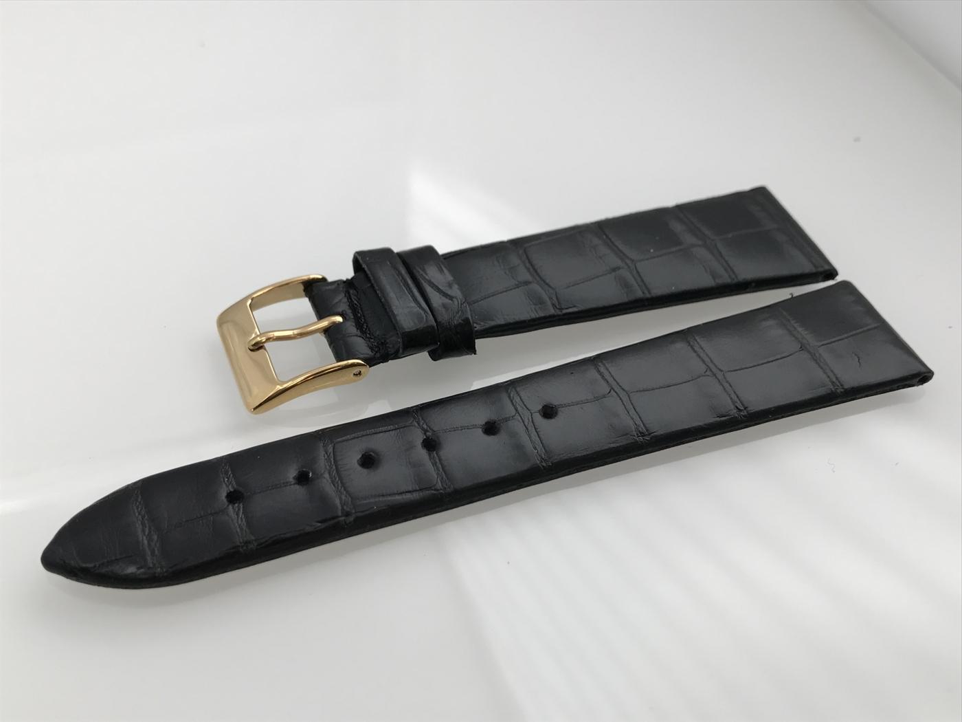 Alligato svart
