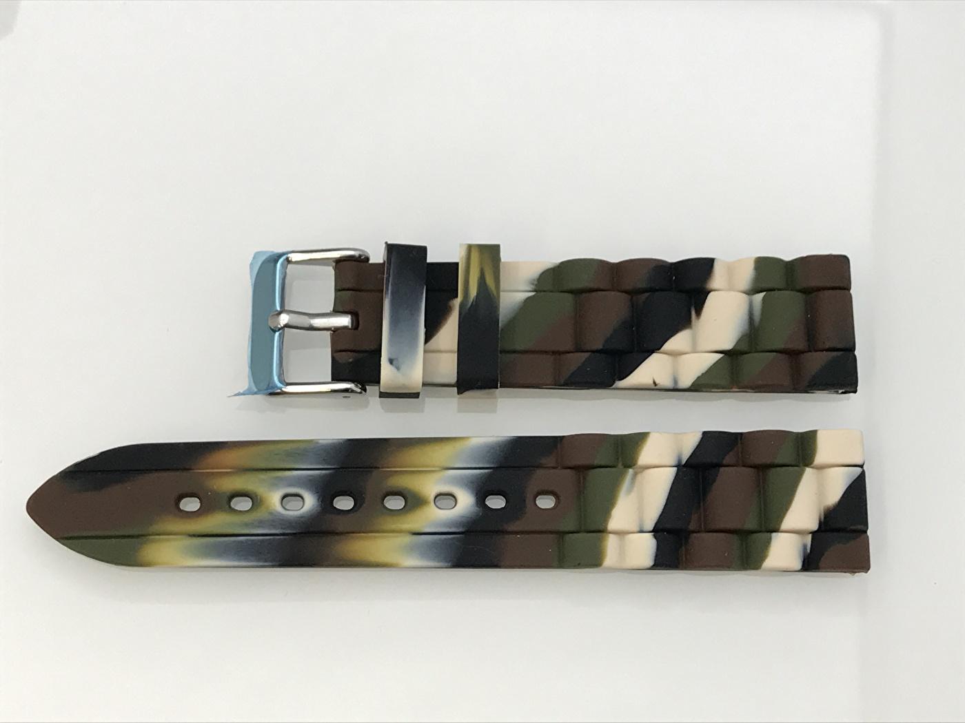 Kamouflage gummiband