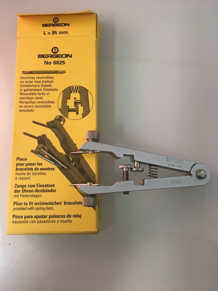 ULTIMAT bandstiftsverktyg från Bergeon