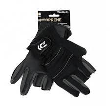 Daiwa 3 finger glove - M
