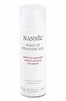 Makeup remover gel 150ml förminskad