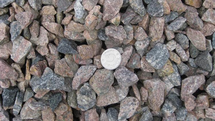 Makadam 16-22 används till dränering, grunda under bärlager 0-30 för bästa dränering