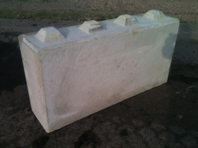 Kuskatorpets betongblock 160x80x40