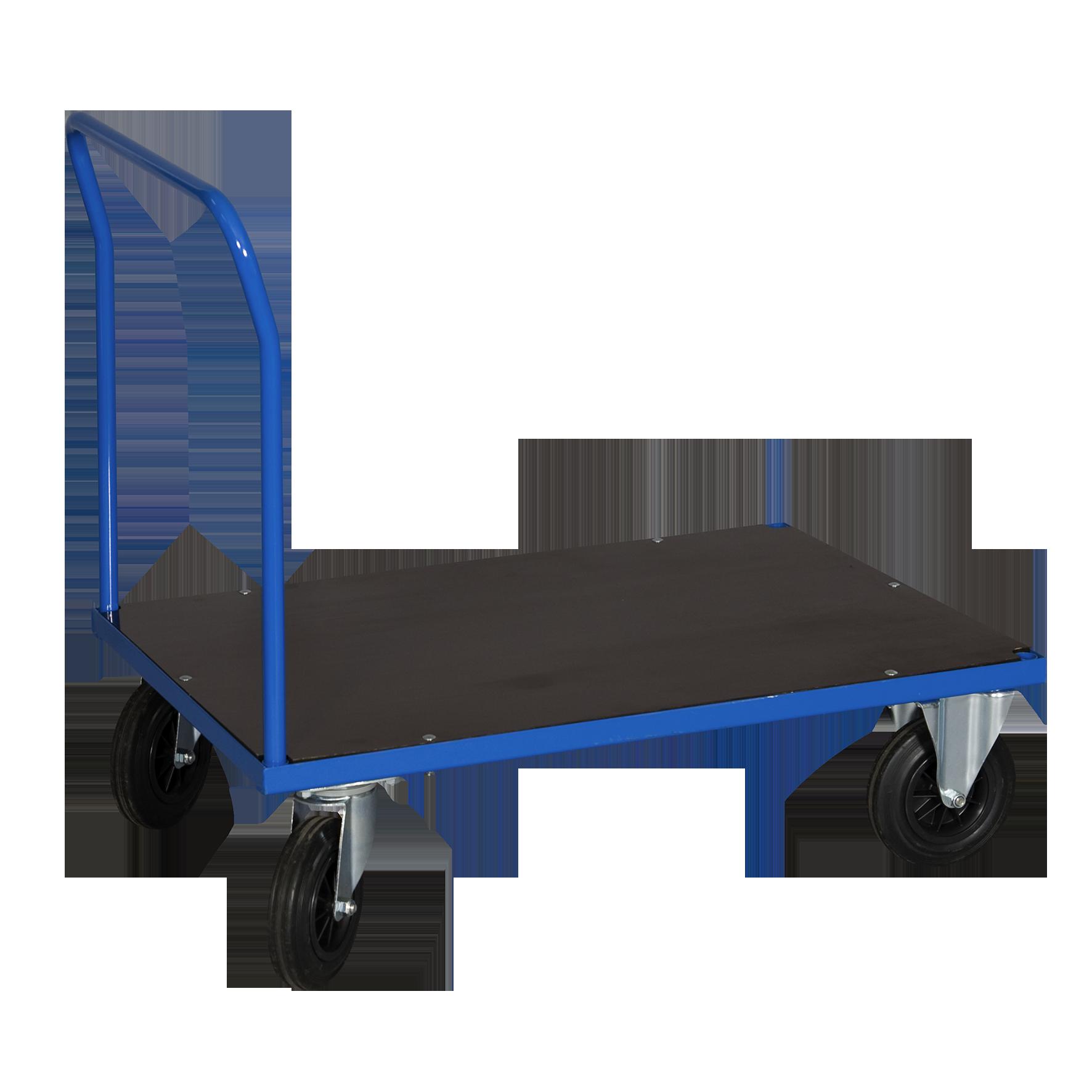 Plattformsvagn 609