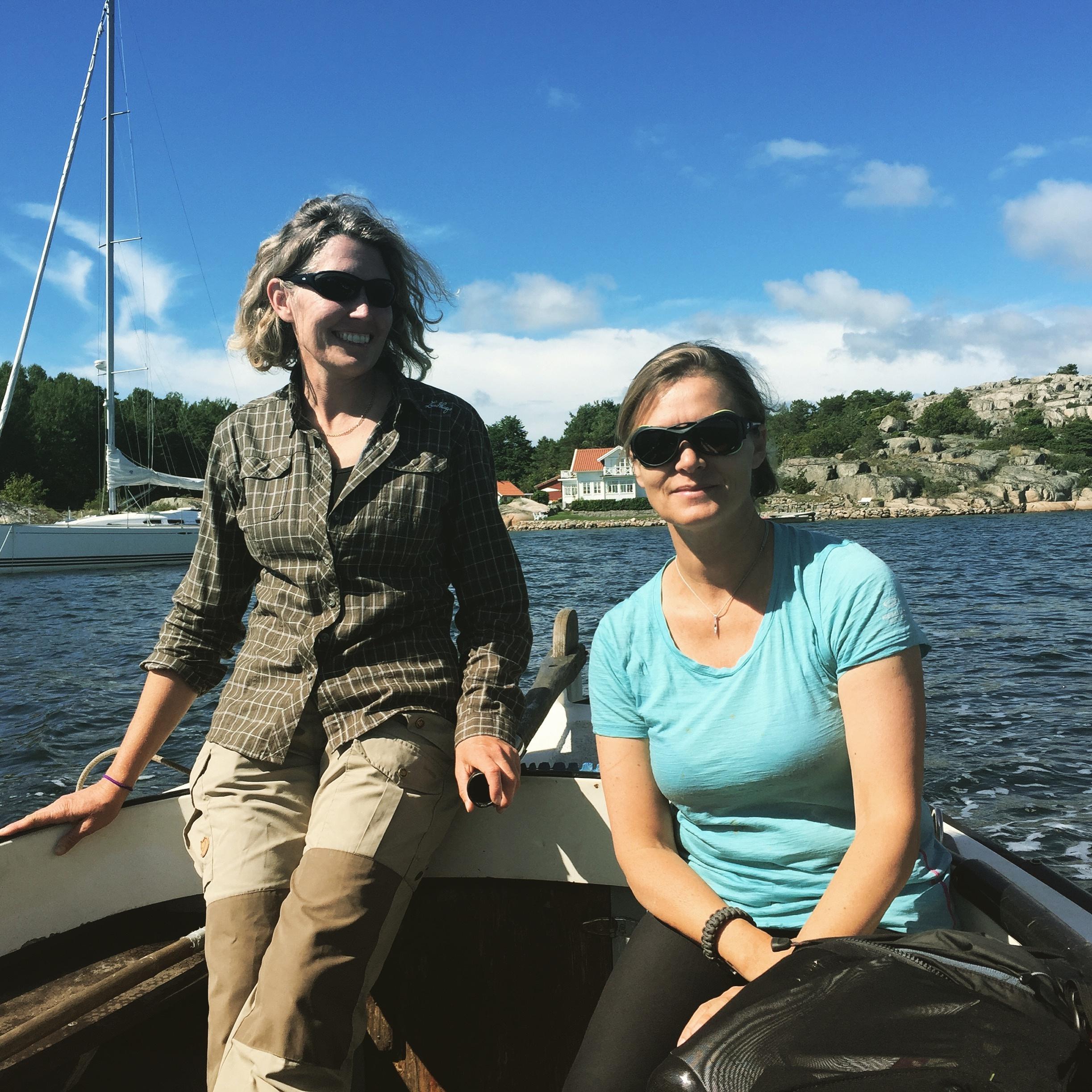 Ingela & Linnea