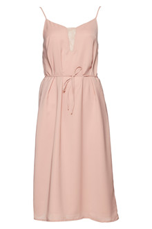 ichi rosa klänning