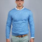 Hansen & Jacob - Merino round neck knit jumper