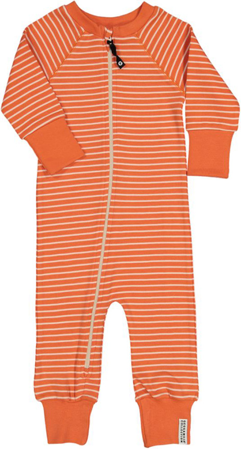 GM pyjamas orange-beige