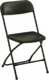 Fällbar stol B43 cm, D43 cm, H80cm, Vikt:3,5 kg