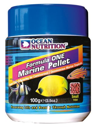Marine pellets one