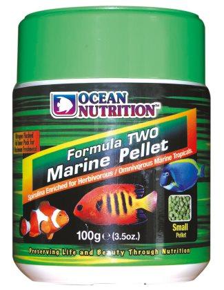 Marine pellets two