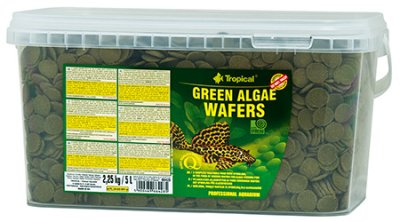 TROPICAL ALGAE WAFERS 5L