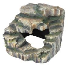 Hörnsten med grotta liten