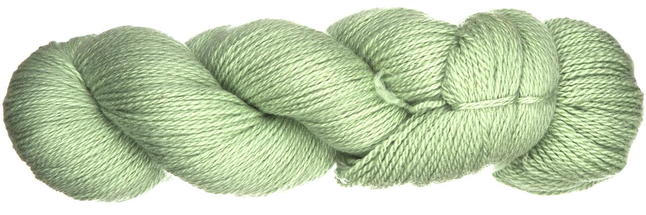 Blekgrön