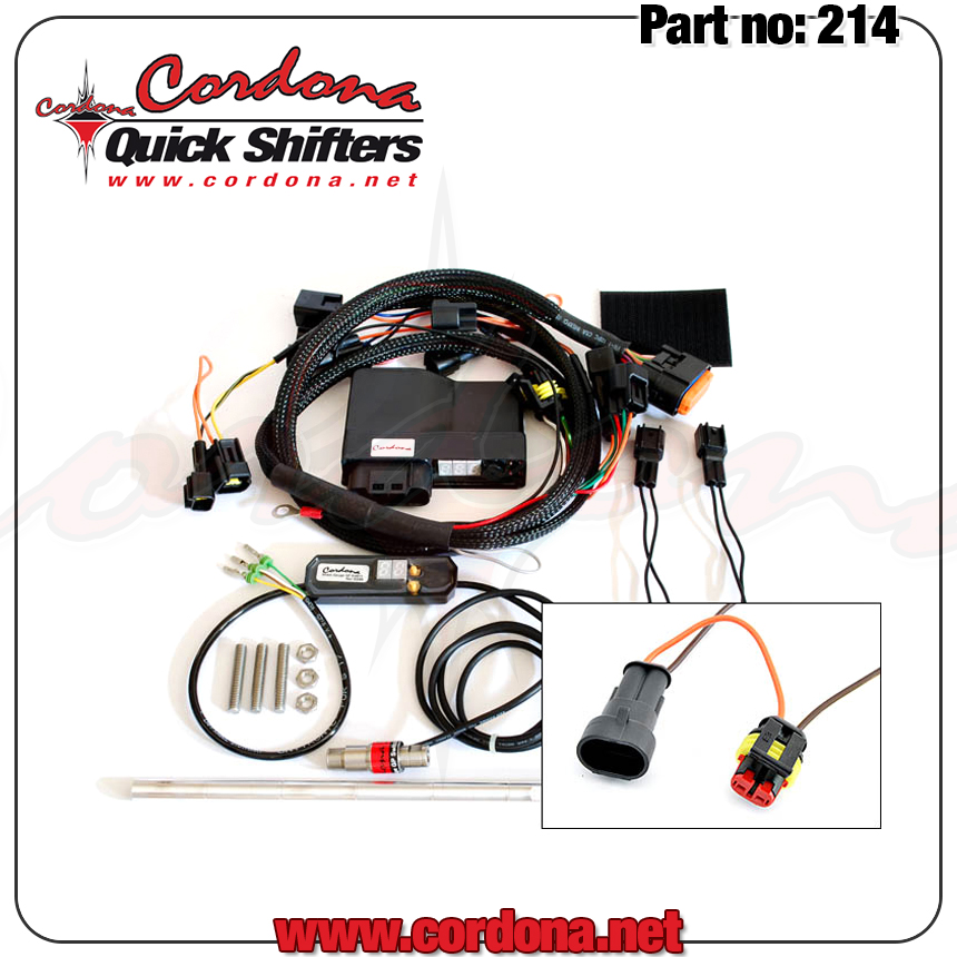 Cordona Quick Shifter 214