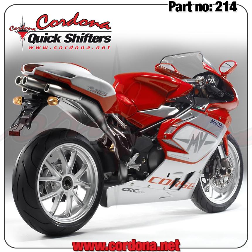 Cordona Quick Shifter 214B