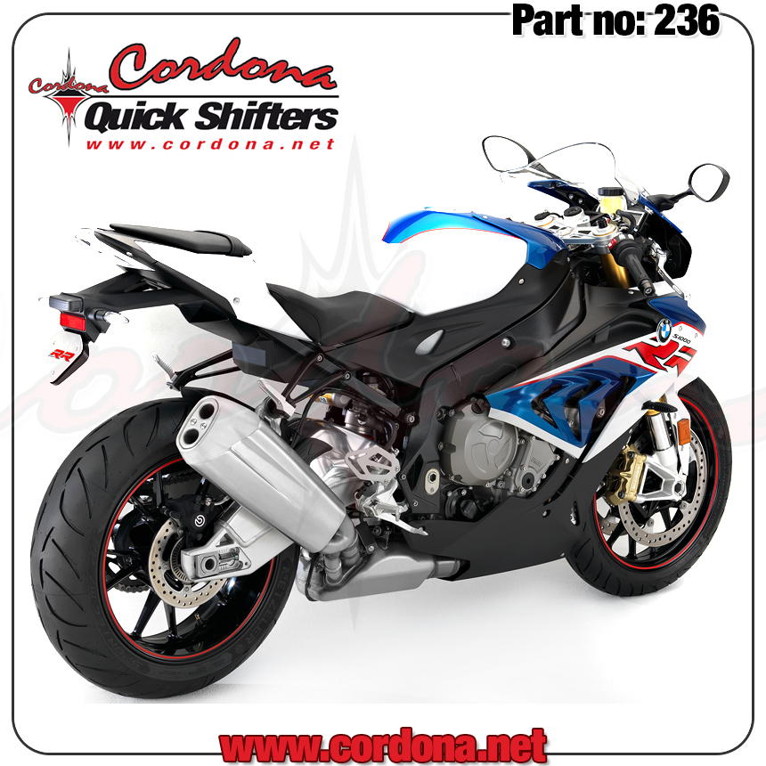 Cordona Quick Shifters 236B
