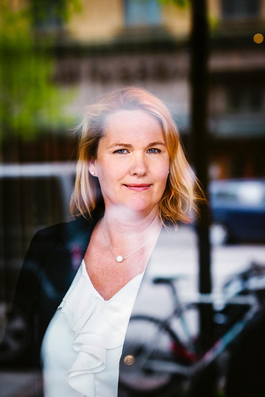 Petra Brask, VD och grundare på PB & Partners