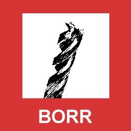 Borrning