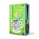 Clipper Citrus & Aloe Vera Green Tea
