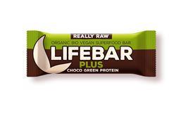 Frukt- & Nötbar Choklad & Grönt Protein &EKO &VEGAN &FG &RAW