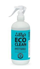 Avfettnings- & Avkalkningsmedel med Citrongräsolja  Lilly's Eco Clean 500 ml