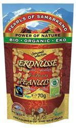Jordnötter rostade & saltade  EKO& Vegan