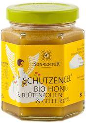 Honung bidrottninggelé och bipollen 230g